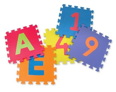 Edu Tiles Letters & Numbers