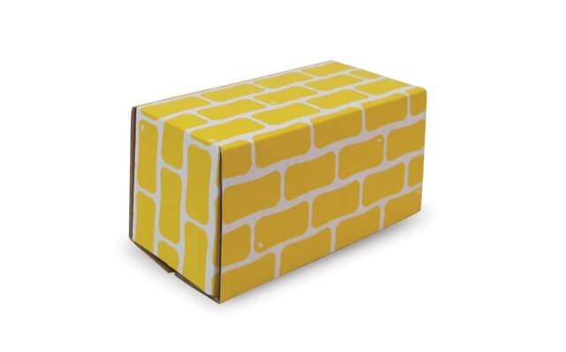 Corrugated Blocks– 45pcs