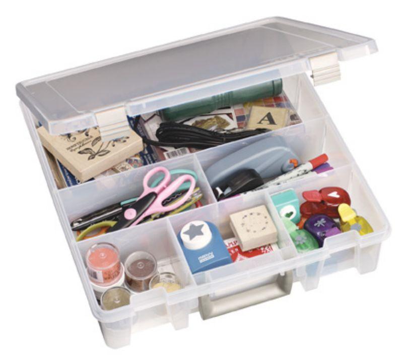 Super Satchel™-6 Fixed Divided Compartments