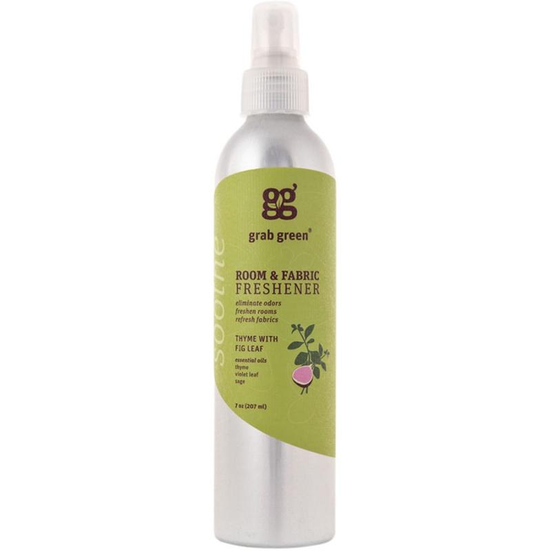 Grab Green Thyme With Fig Leaf Room & Fabric Freshener 7 Oz.