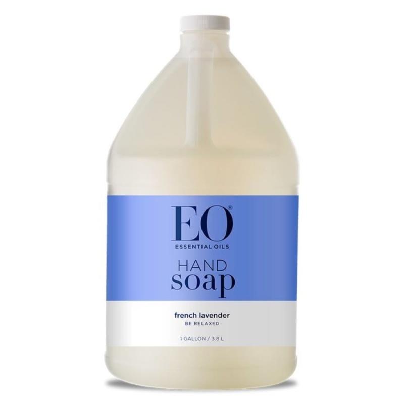 Eo French Lavender Liquid Hand Soap 1 Gallon