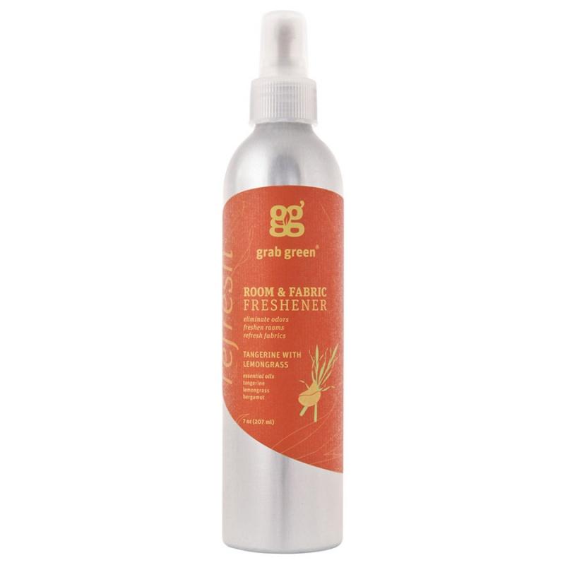 Grab Green Tangerine With Lemongrass Room & Fabric Refresher 7 Oz.