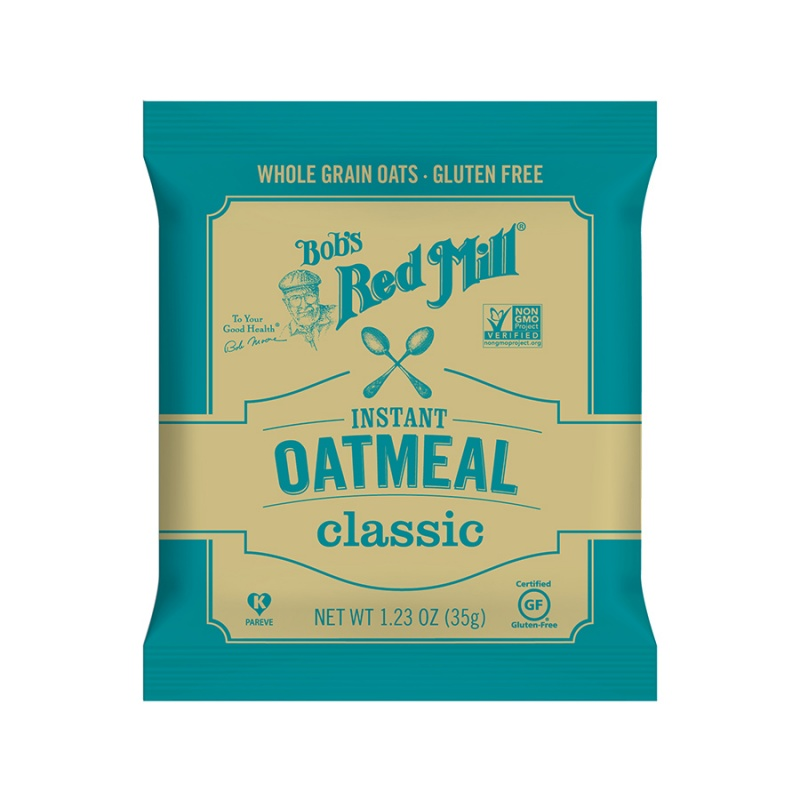 Bob's Red Mill Classic Oatmeal 8 Pack
