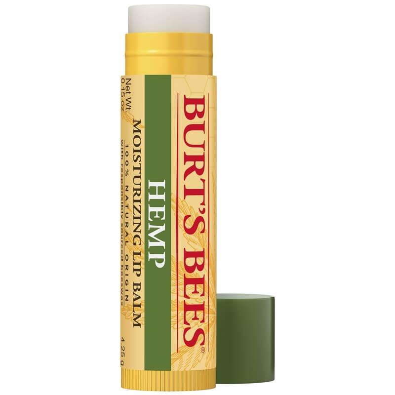 Burt's Bees Hemp Lip Balm .15Oz