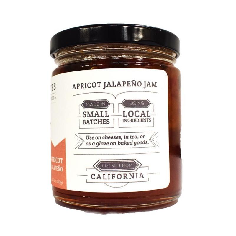Sutter Buttes Apricot Jalapeno Jam 11.25 Oz