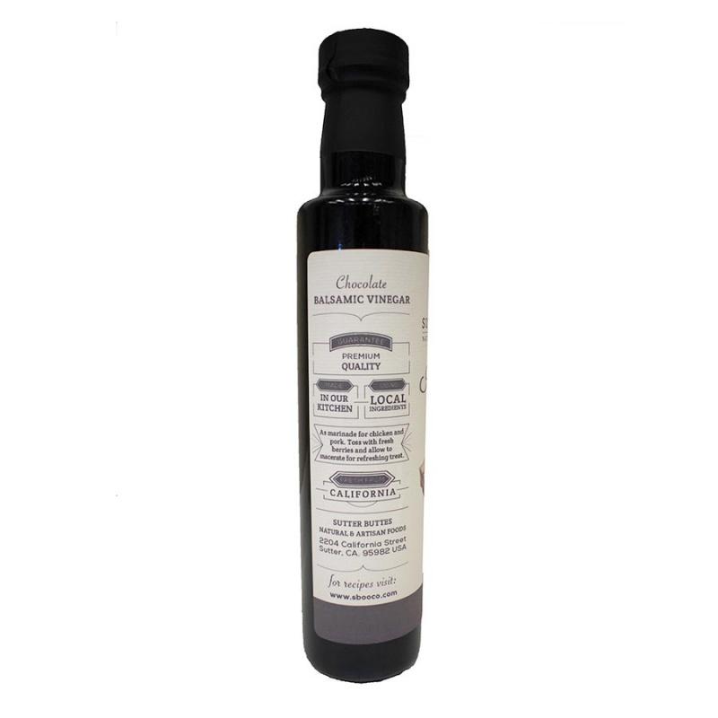 Sutter Buttes Chocolate Balsamic Vinegar 8.5 Fl. Oz