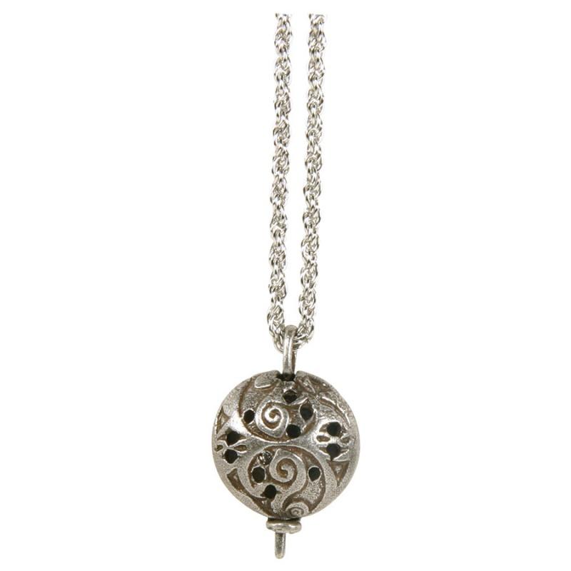 24 Oriental Dome Diffuser Necklace