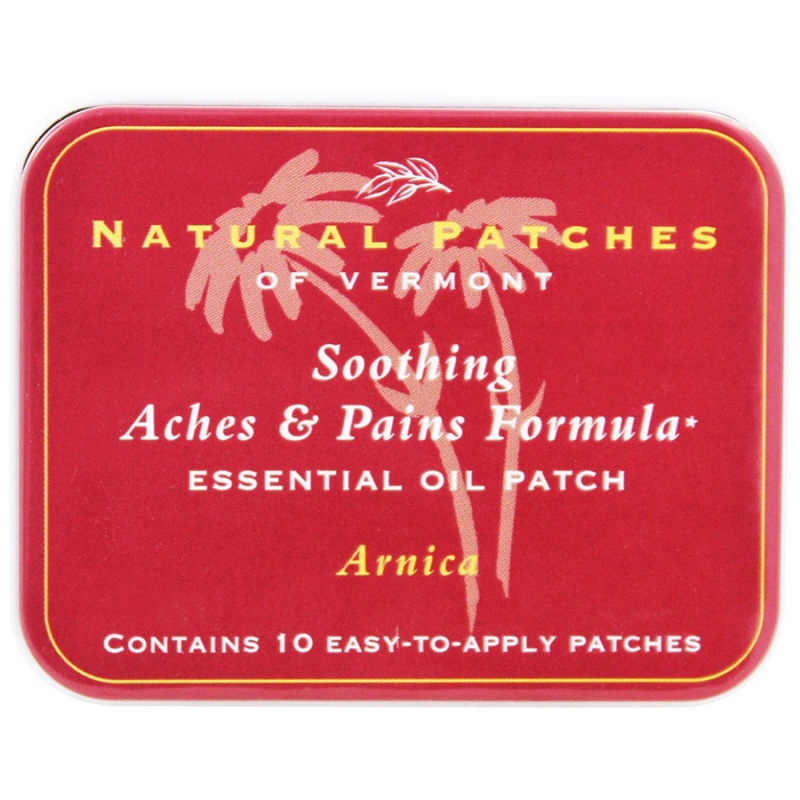 Naturopatch Arnica Soothing Aches & Pains Formula