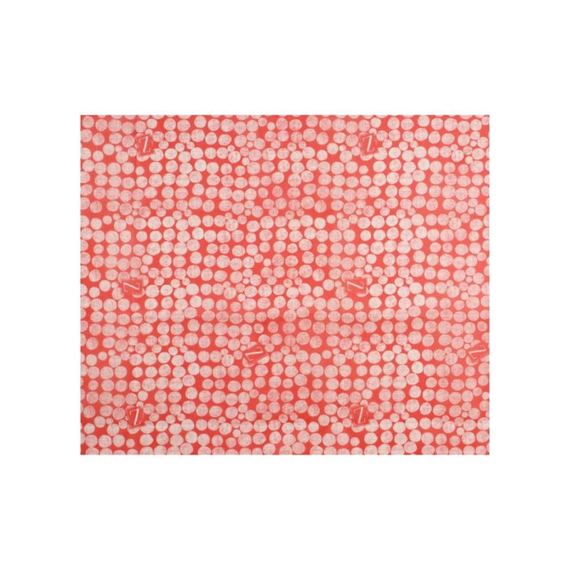 Z Wraps X Large Beeswax Wrap, Connect The Dots Print 16 X 26