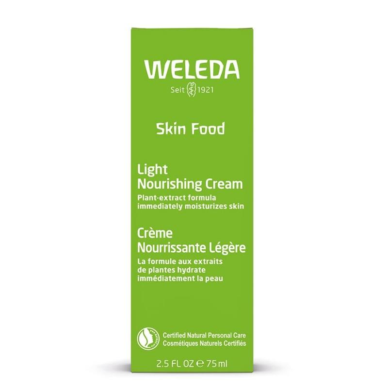 Weleda Skin Food Light Nourishing Cream 2.5 Oz