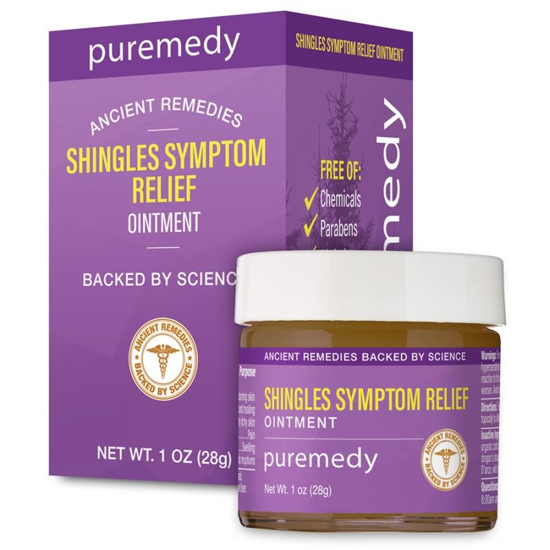 Puremedy Shingles Symptom Relief 1Oz