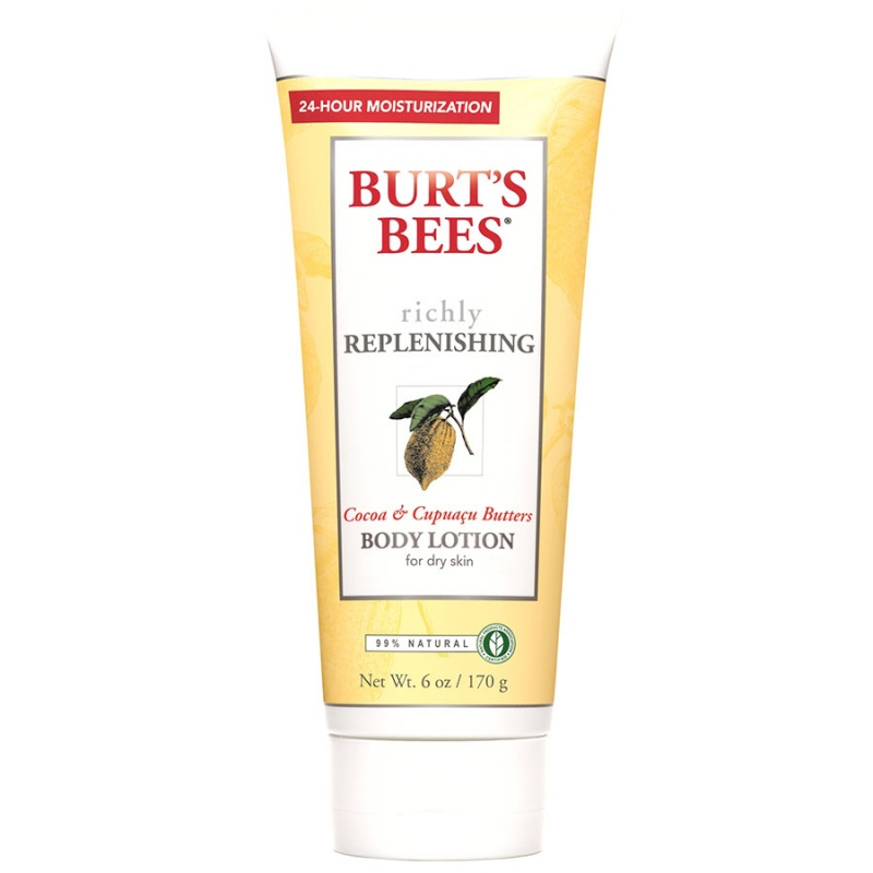 Burt's Bees Cocoa & Cupuacu Butters Body Lotion 6 Oz.
