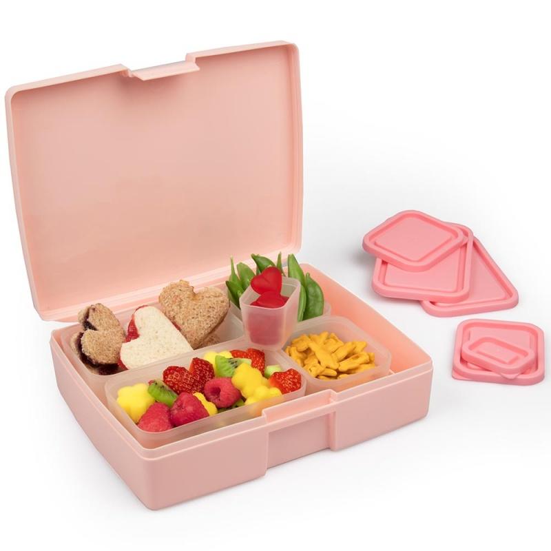 Bentology Pink Classic Bento Box