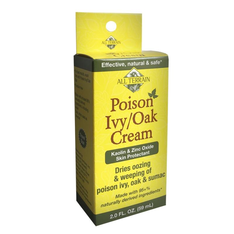 All Terrain Poison Ivy/oak Cream 2 Oz.