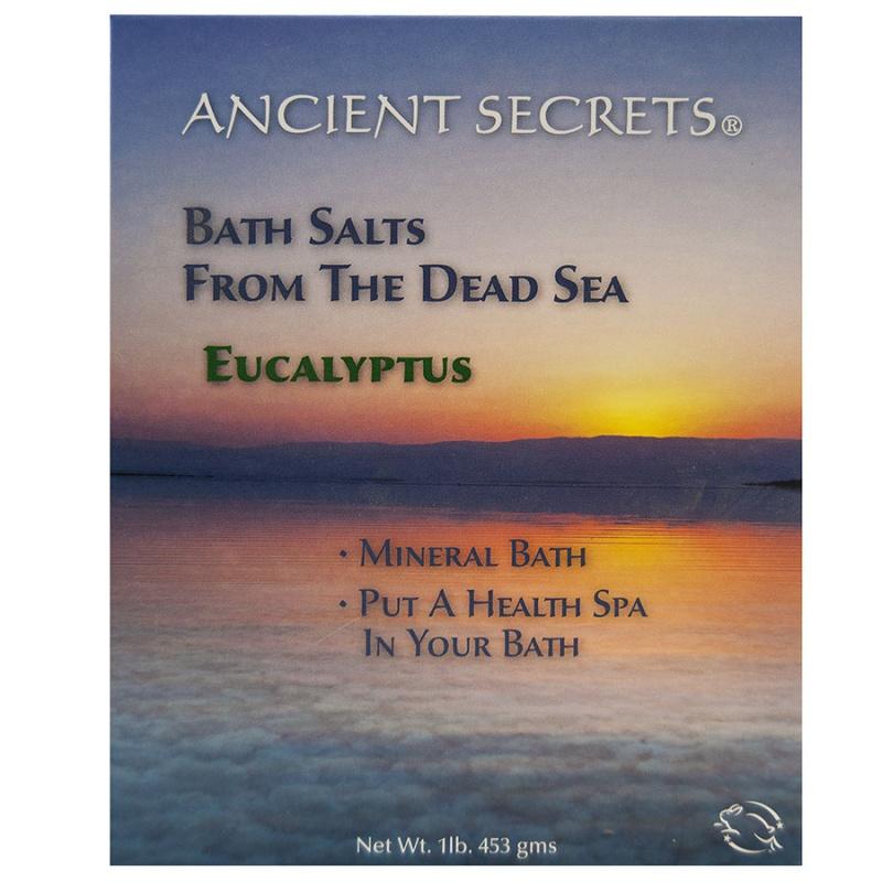Ancient Secrets Eucalyptus Mineral Bath 1 Lb