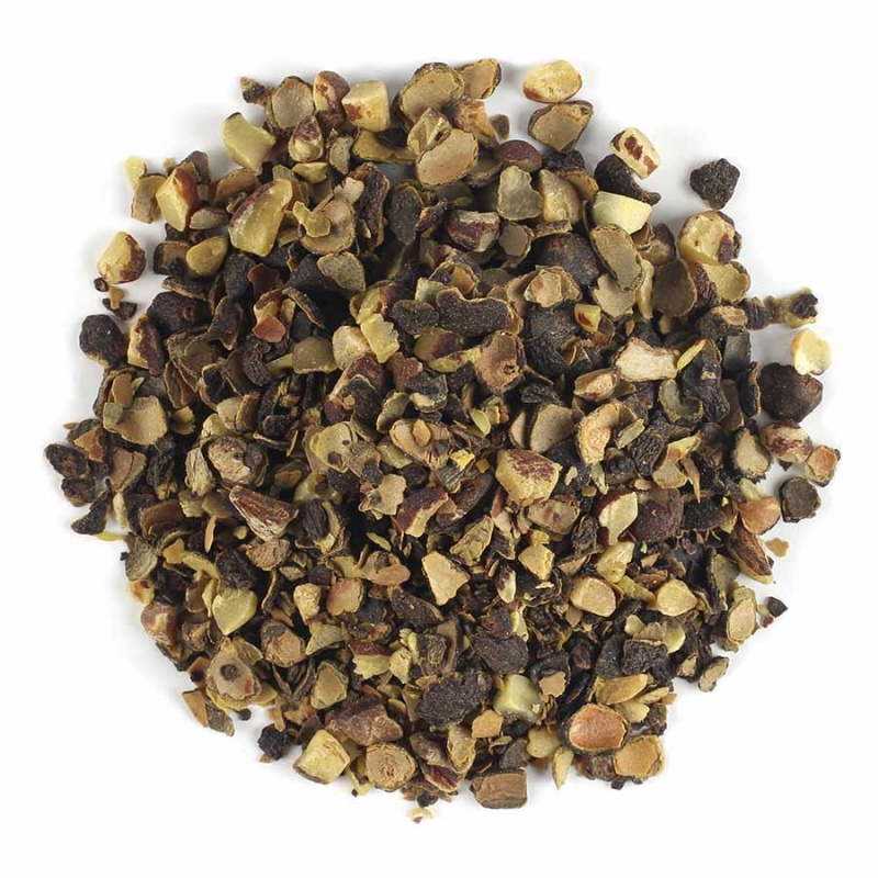 Frontier Co-Op Saw Palmetto Berries, Cut & Sifted 1 Lb