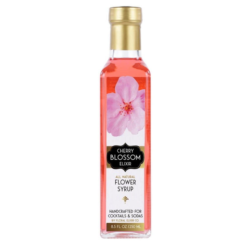 Floral Elixir Co. Cherry Blossom Elixir 8.5 Fl. Oz.