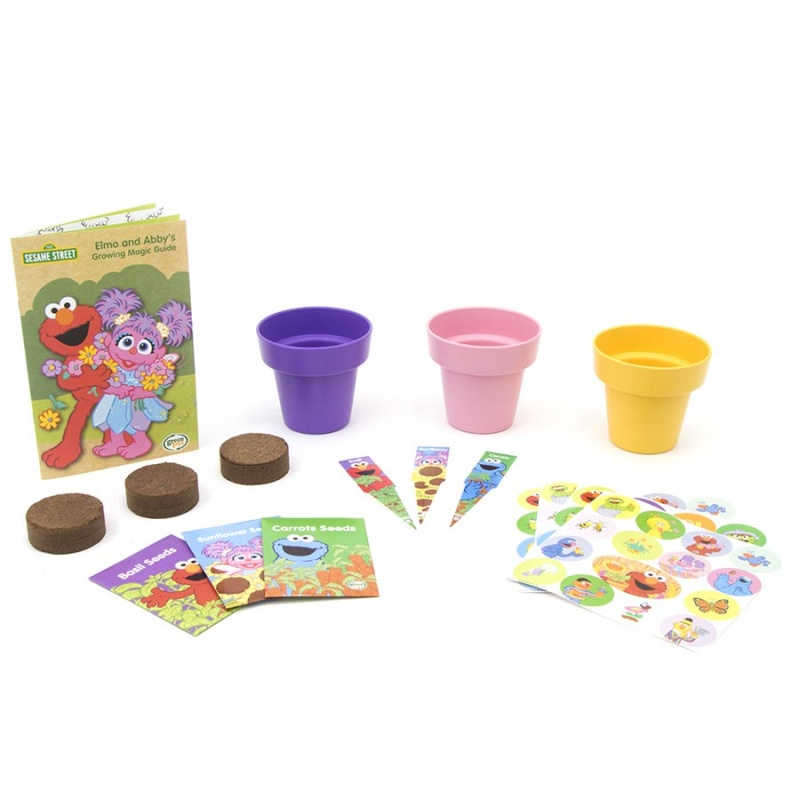 Green Toys Abby's Garden Activity Set For 3-6 Years