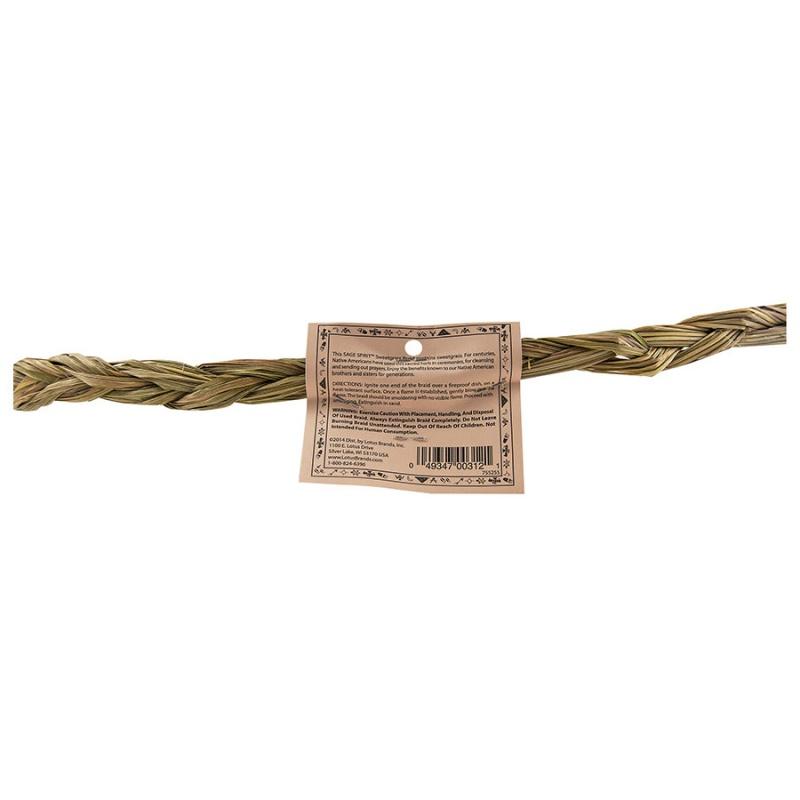Sage Spirit Sweetgrass Braid 15