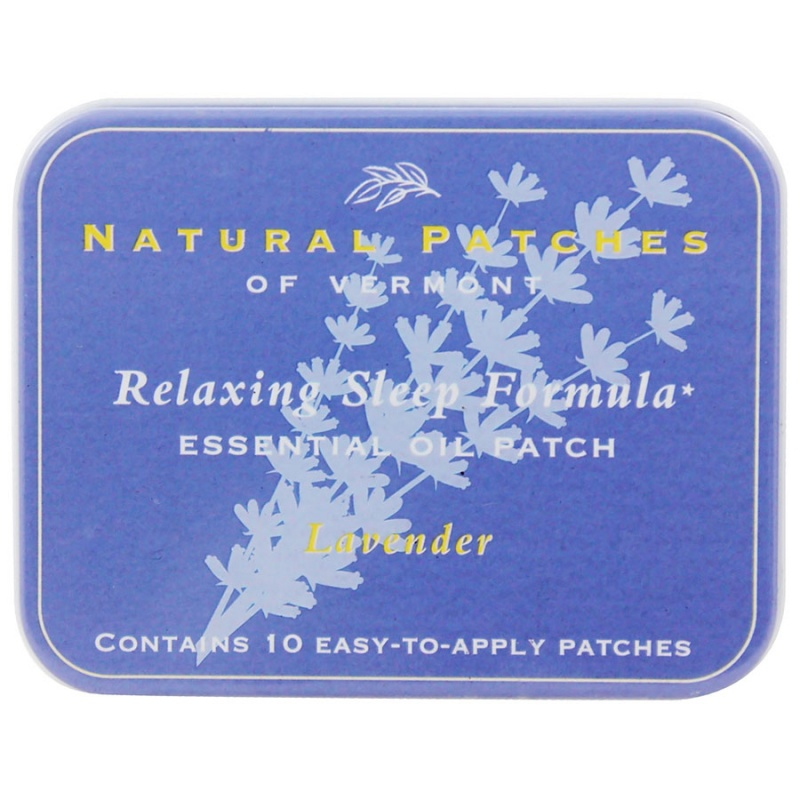 Naturopatch Lavender Relaxing Sleep Formula