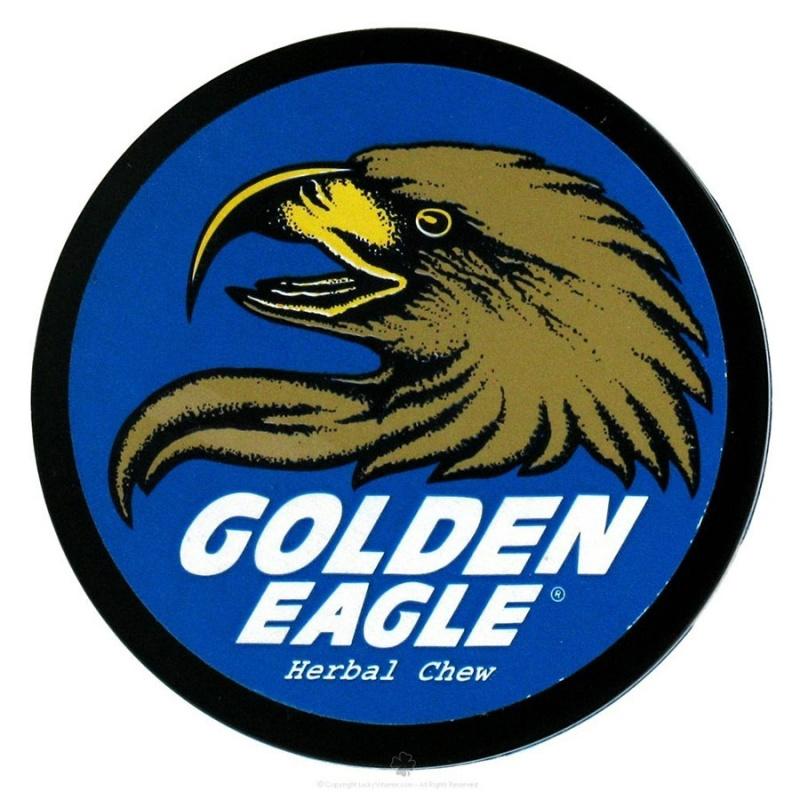 Golden Eagle Licorice Mint Herbal Chew 1.2 Oz.
