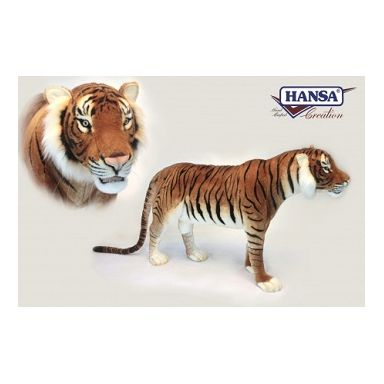 "Tiger Standing 55"" L"