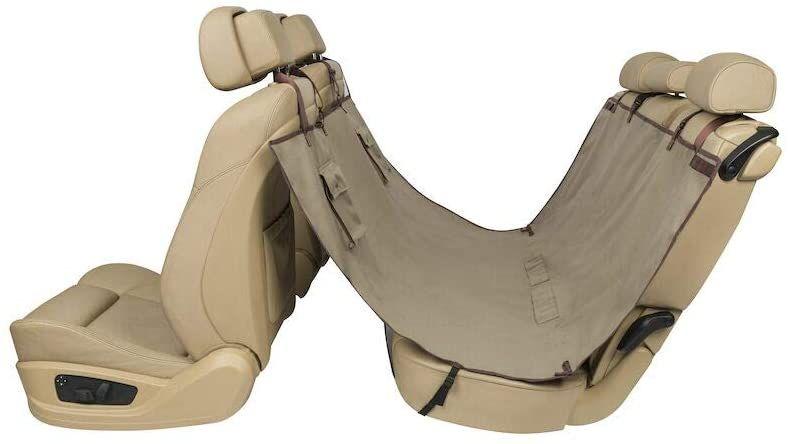 Waterproof Hammock Style Pet Seat Cover