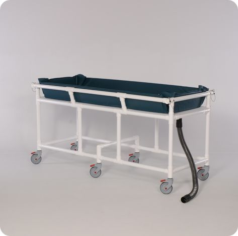 Universal Mobile Shower Bed