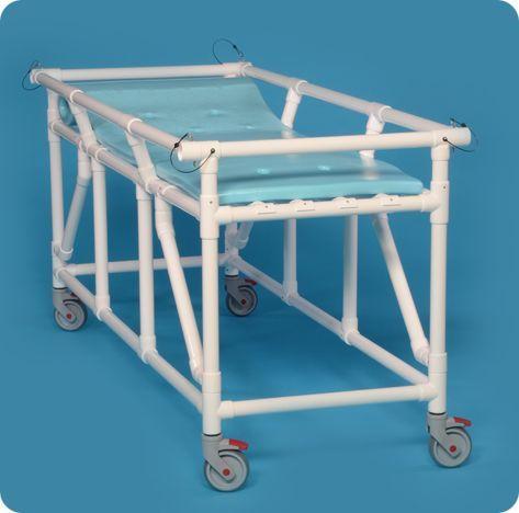 Transport Shower Bed - 350# Capacity