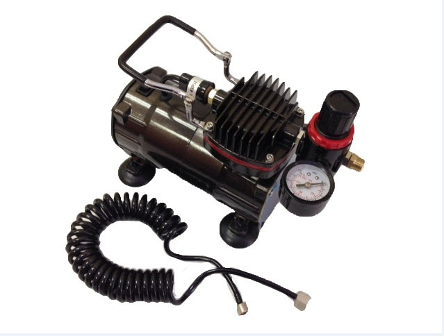Inovart WAC1000 1/5 HP Mini Air Compressor with Moisture Trap