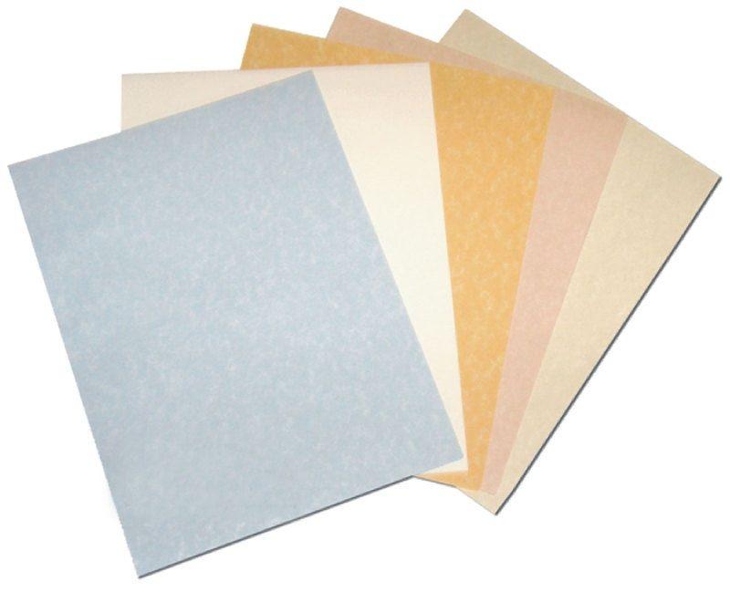 Inovart Calligraphy Paper - 50 Sheets - Color Assortment