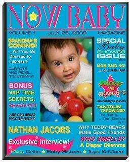 Personalized Baby Boy Frame