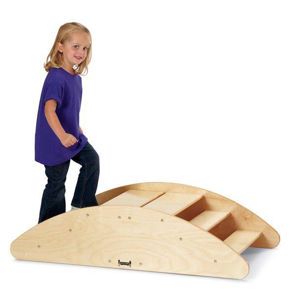 Jonti-Craft®Step Rocking Boat