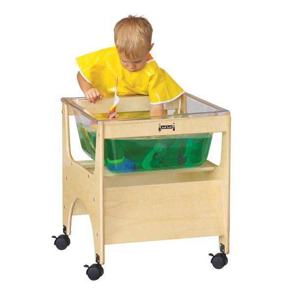 Jonti-Craft® See-Thru Mini Sensory Table