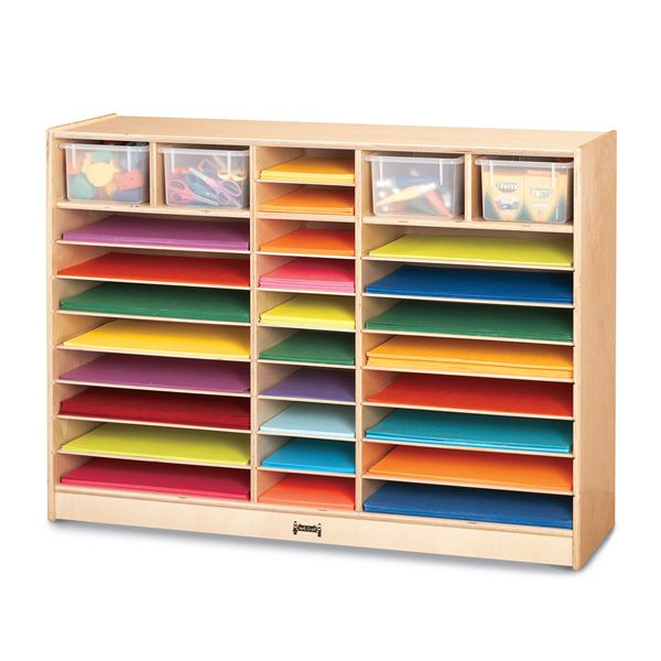 Jonti-Craft®Mobile Paper Center