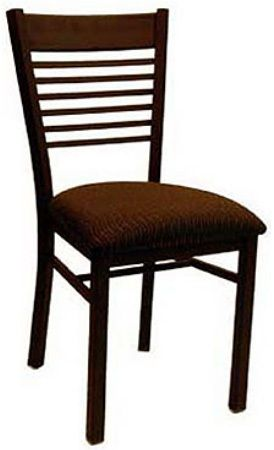 """KFI 3905-WS """"3900"""" Series Chairs with Wood Seat: Without Arms"""