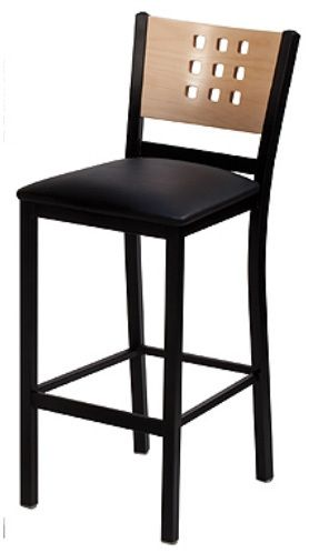 """KFI BR3903-US """"3900"""" Series Chair with Upholstered Seat: Without Arms"""