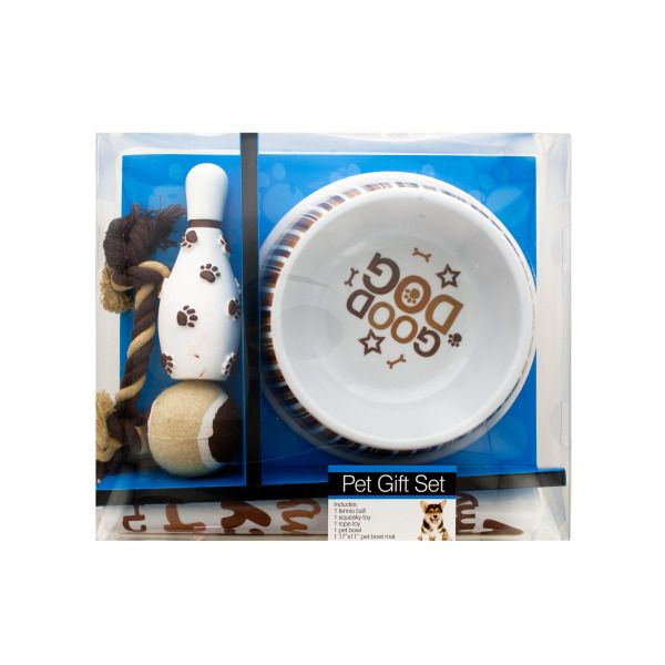 Good Dog Pet Gift Set