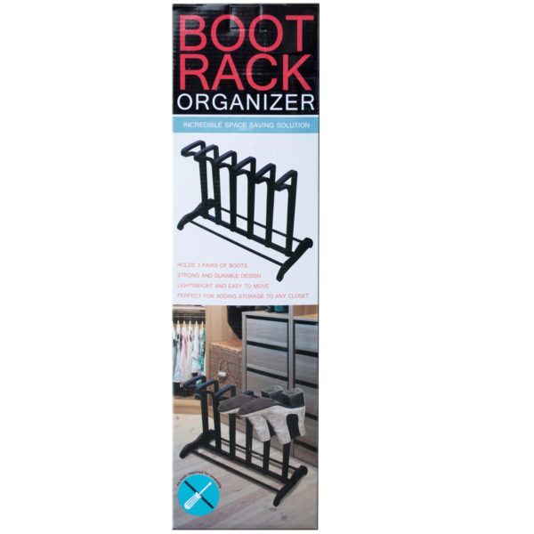 Boot Rack Organizer, Pack Of 2