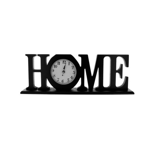 """""""Home"""" Mantle Clock"""