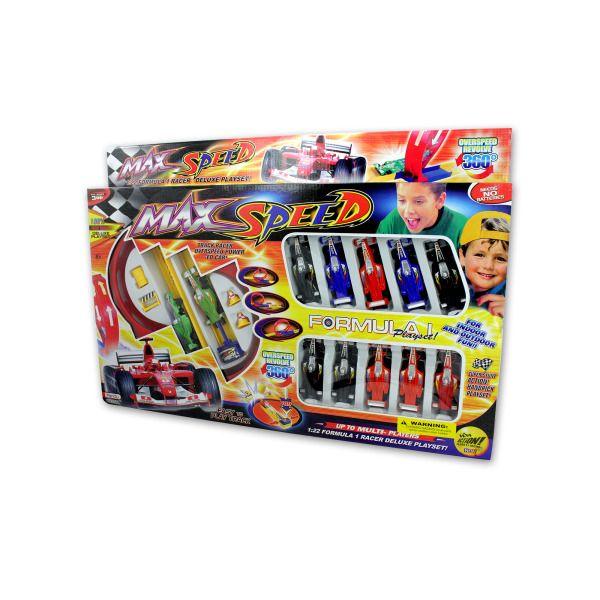 Formula 1 Racing Playset
