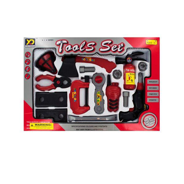 Large Play Tool Set
