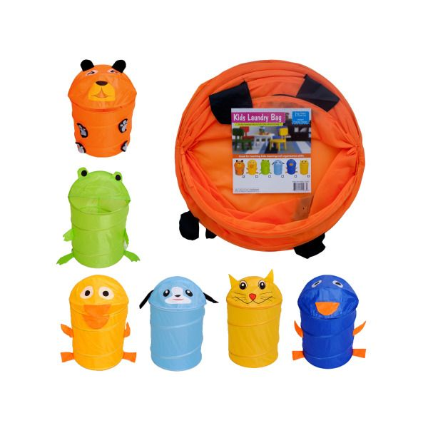 Children'S Laundry Basket, Assorted Designs