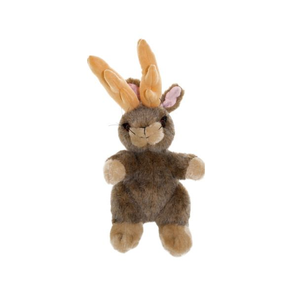 Johnny Jack-A-Lope Plush Toy, Pack Of 2