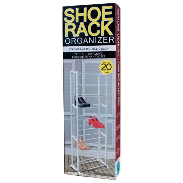 Shoe Rack Organizer, Pack Of 2