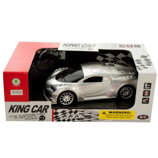 4 Direction Remote Control Race Car, Pack Of 2