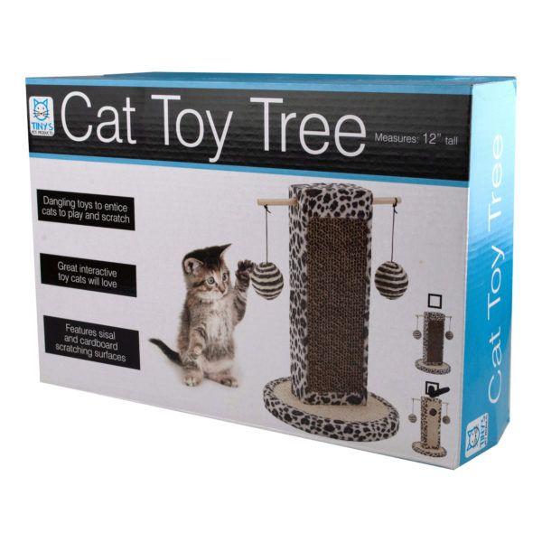 Cat Toy Tree
