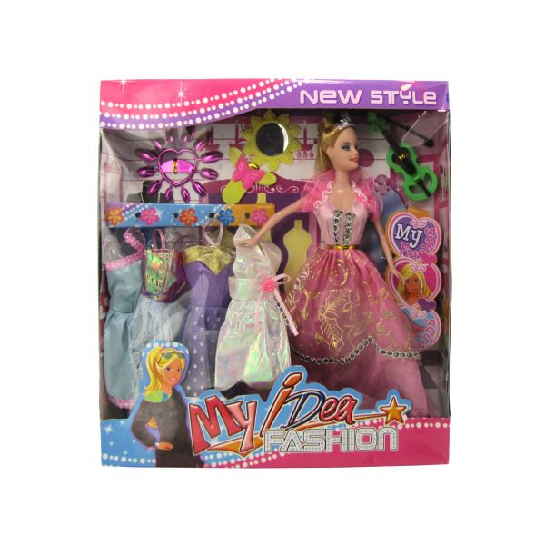 Fashion Doll Set