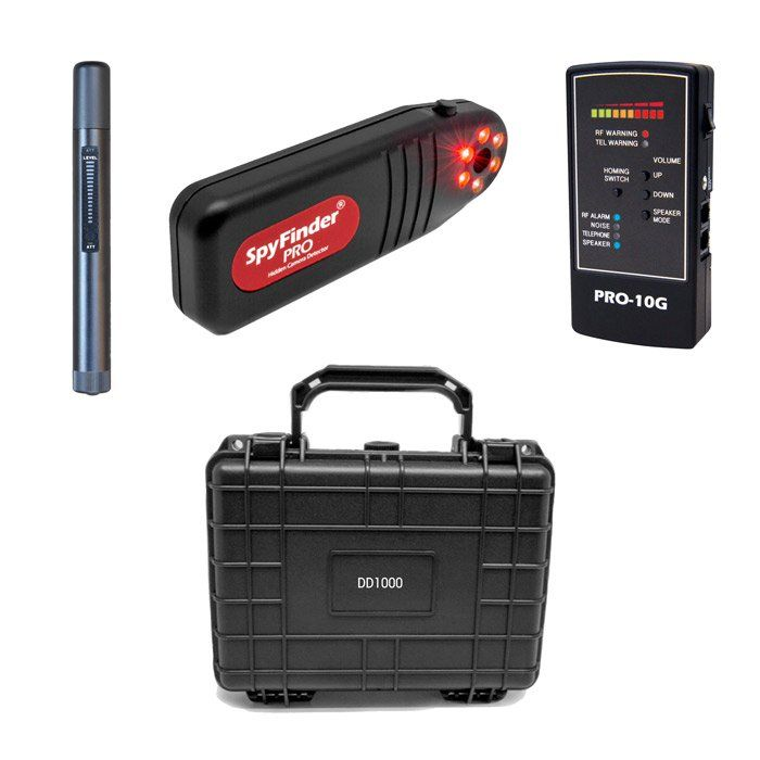 Rf Detections And Lens Finder Kit