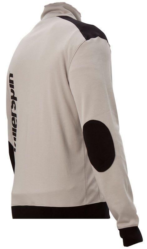 Killerspin BedRLook Jacket: Grey/Black, Large